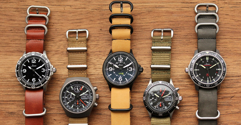 Sinn Watches now available at Jura, Mayfair