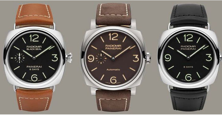 Swiss Technology and Italian Design: Panerai Watches