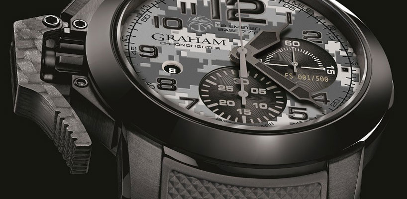 Buying your First Graham Chronofighter Oversize Watch?
