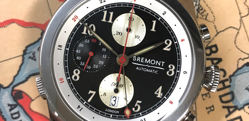 Bremont Watch DH-88 Limited Editions Review