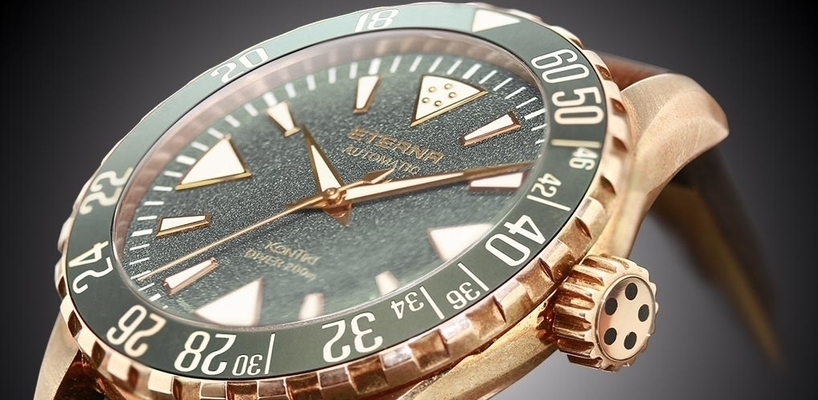 Eterna KonTiki 44 Limited Edition Watch Review