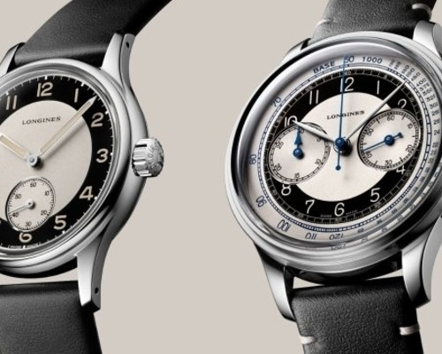 Longines Heritage Classic Tuxedo Watches Review