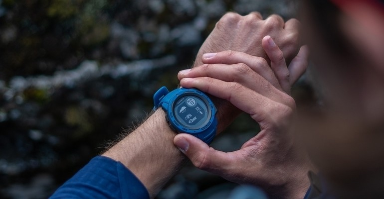 Garmin – Live on the Outside with the NEW Instinct Collection