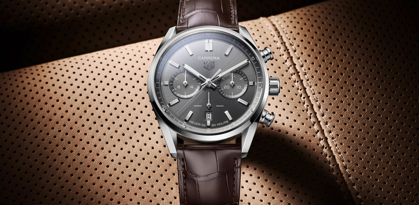 TAG Heuer – BRAND NEW Carrera Chronograph Collection Revealed