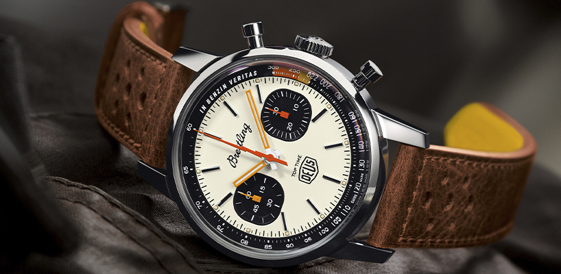 Breitling Premier Top Time Dues Limited Edition Watch Review