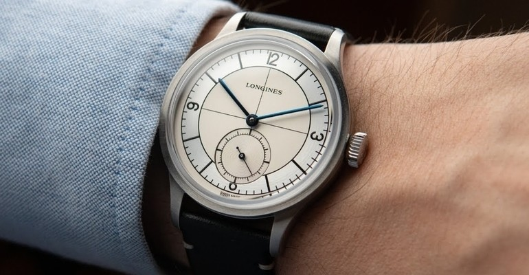 Discover The Longines Heritage Classic Watch
