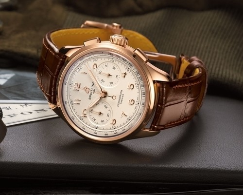 Breitling Premier Heritage B09 Chronograph 40 Watch Review