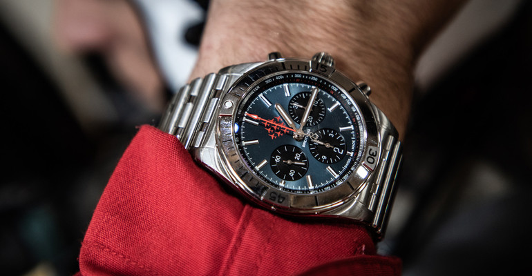 Breitling – NEW Red Arrows Chronomat Limited Edition Revealed