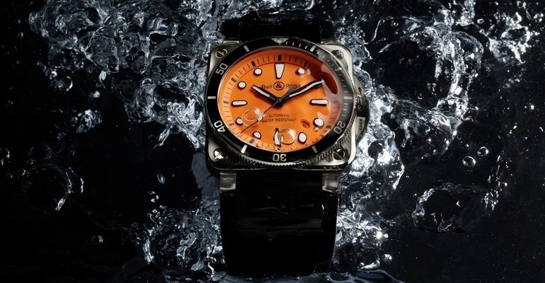 Bell & Ross BR 03-92 Orange Diver Watch Review