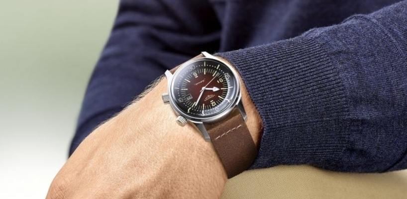 Longines – Discover the NEW Legend Divers